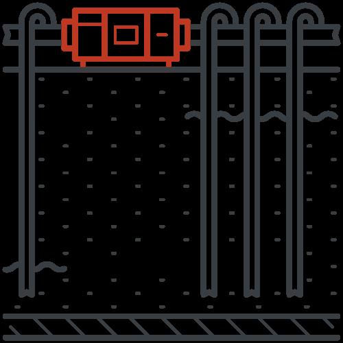 Leendertse Bronbemaling - retourbemaling icoon